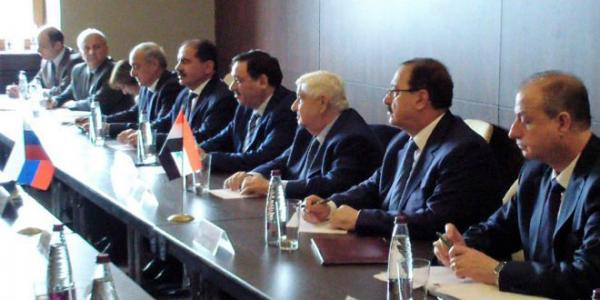 Update-al-Moallem: Syrian-Russian Committee meetings build solid base for strategic cooperation