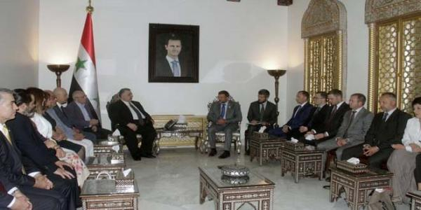 Sabbagh: Syria and Russia partners in achieving victories and reconstruction
