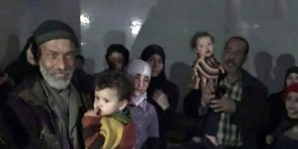 Army secures exit of many families from Eastern Ghouta
