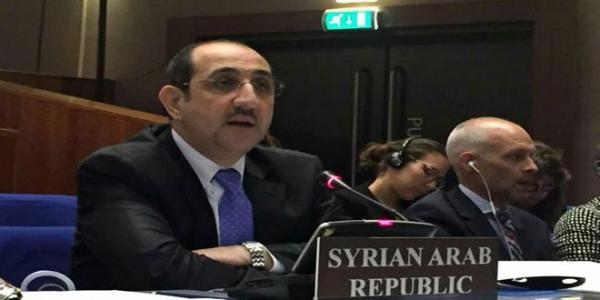 Ambassador al-Sabbagh: Syria rejects US accusations regarding chemical weapons usage