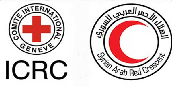 SARC and ICRC in Aleppo: Delivering humanitarian aid to all Syrian citizens