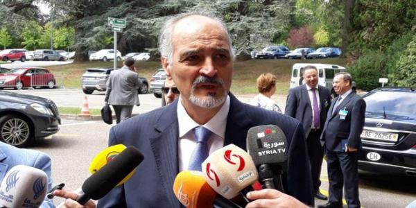 Al-Jaafari after meeting with de Mistura: We began serious discussions about counter-terrorism – Video
