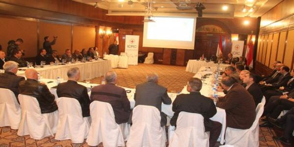 Mikdad: Syria committed to applying principles of international humanitarian law
