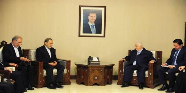 Al-Moallem and Velayati: Increasing coordination between Iran and Syria to face terrorism