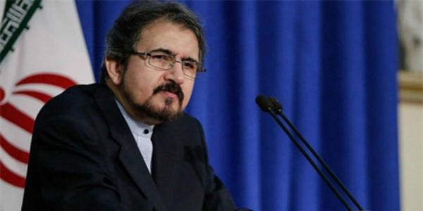 Qasimi: Iran to continue cooperation with Syria, Russia till uprooting terrorism