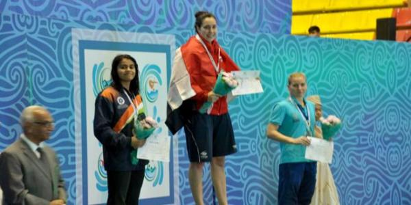 Syrian Swimmers win gold and silver medals in Asian Age Group Championships in Uzbekistan