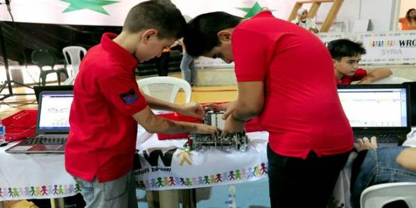 World Robot Olympiad Costa Rica 2017 kicks off with participation of Syria