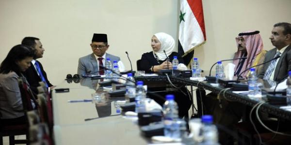 Indonesian MP: Majority of Indonesians know what is going on in Syria, sympathize with it, and support Syrian government