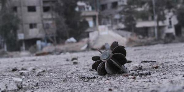 3 persons injured in rocket shells on Harfa in Damascus Countryside