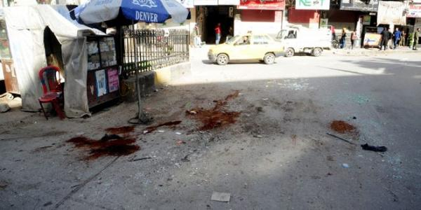 Four civilians martyred, 26 injured in terrorist shelling attacks on Damascus and its surroundings