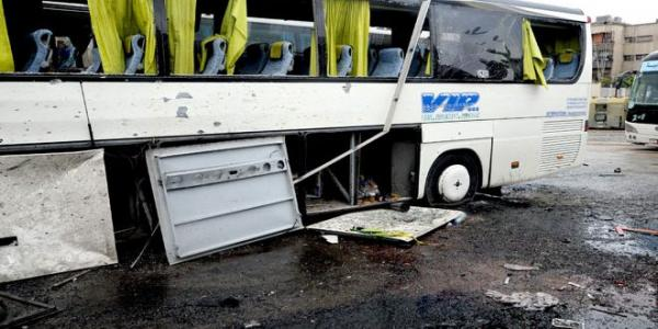 International and regional condemnations of Damascus terrorist bombings