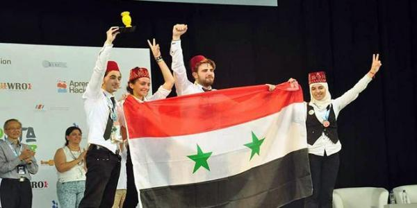 Syria ranks second in World Robot Olympiad final in Costa Rica