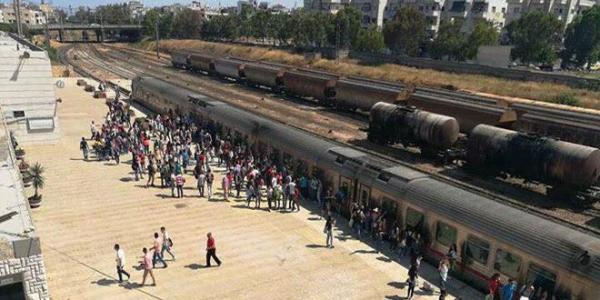 Railway transport sector recovers…208,000 tons of goods transported