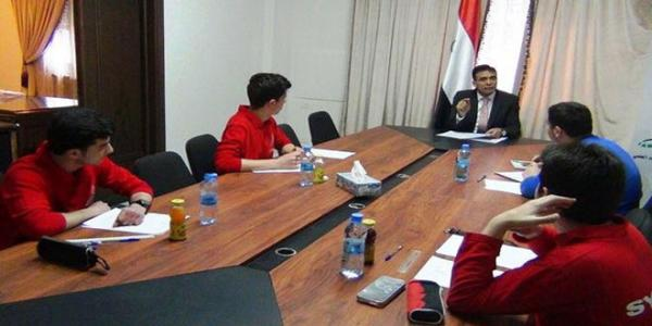 Syria takes part in online Asian Pacific mathematical Olympiad in Mexico