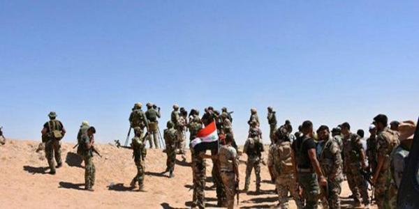 Army restores control over new areas in Deir Ezzor province