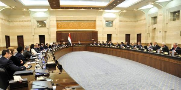 Cabinet approves funds for reconstruction in Eastern Ghouta