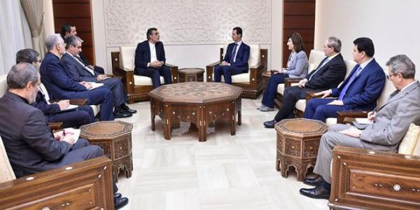President al-Assad: Syria's policies in face of regional and international developments have been correct