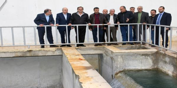 Water Resources Minister: Water reached Sleiman al-Halabi station from which it will be pumped to residential neighborhoods in Aleppo