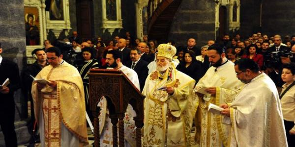Christian denominations in Syria celebrate Easter, sermons emphasize unity and confronting terrorism