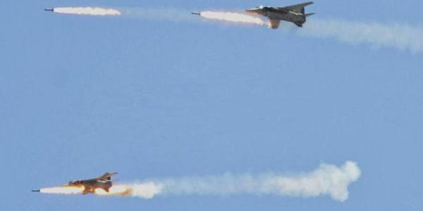 Syrian Air Force inflicts heavy losses upon ISIS terrorists in Deir Ezzor, Hama, Homs and Raqqa