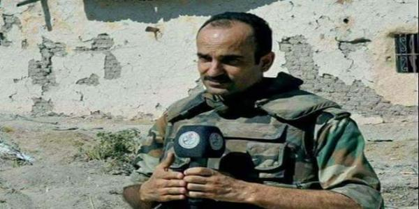 Military correspondent Walid Khalil killed while covering army operations in Harasta