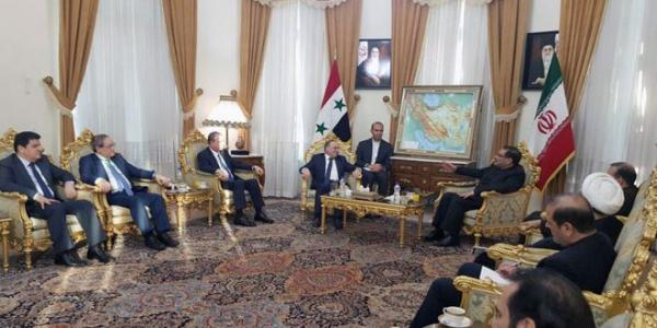 Shamkhani : Iran determined to its unlimited support to Syria