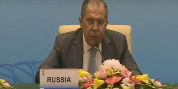 Lavrov: Coordination with Syrian Government should be done, full sovereignty of Syria should be respected