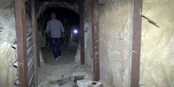 Army uncovers field hospitals and tunnel networks in Eastern Ghouta