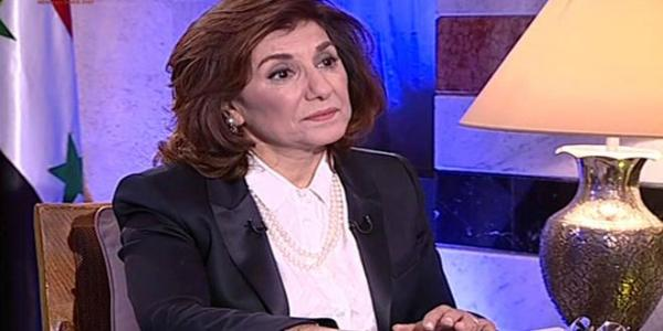 Shaaban: Khan Sheikhoun incident is fabricated.. Syria is ready to confront any aggression