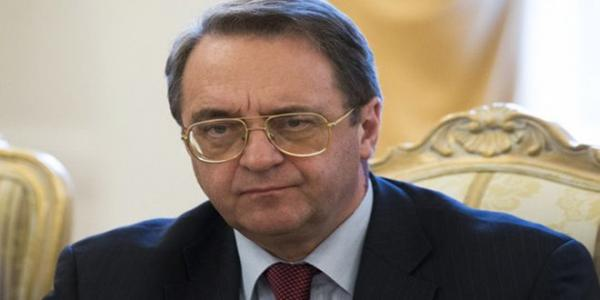 Bogdanov:  We call on all Syrian parties to participate in Sochi Congress