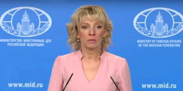 Zakharova hints at attempts to torpedo OPCW work