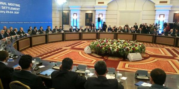 Activities of Astana meeting on crisis in Syria begin