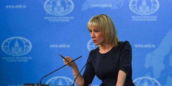 Zakharova: �White Helmets� involved in fabricating lies and criminal acts