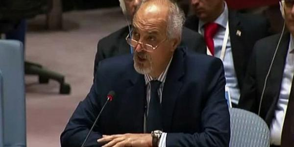 Al-Jaafari: Main reason of conflicts in ME was and still Israeli occupation of Arab territories