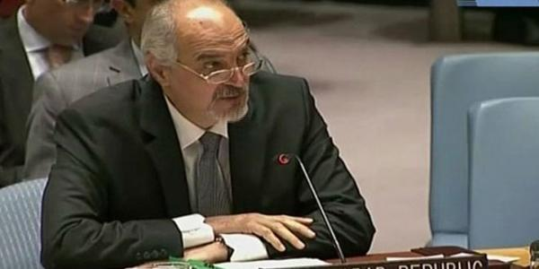 Al-Jaafari: terrorism of ISIS, Jabhat al-Nusra and negative intervention in Syrian affairs are real obstacles in front of humanitarian work in Syria