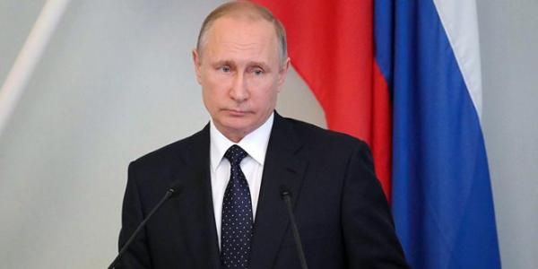 Putin: Ensuring conditions for political resolution in Syria is Russia's priority