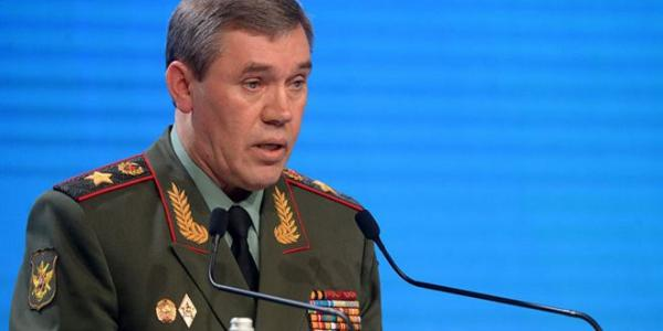 Gerasimov: Russia calls on SCO countries to participate in Syria's reconstruction