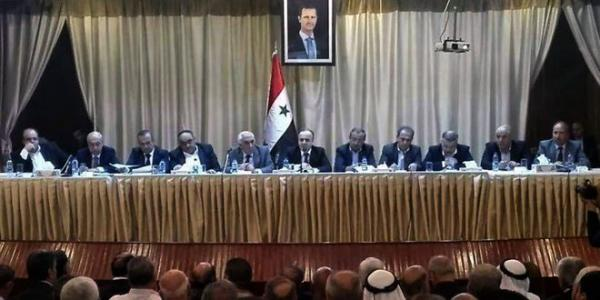 Upon directives of President al-Assad, government delegation visits Daraa