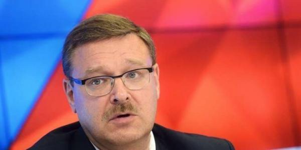 Kosachev: US accusations against Syria part of media war