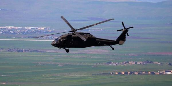 US helicopters evacuate terrorists from al-Sad camp to unknown destination
