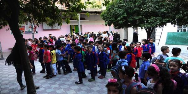More than 4 million students head for their schools with the beginning of the new school year