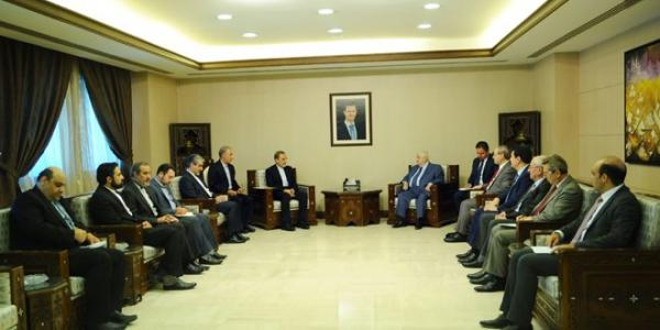 Al-Moallem: Syria will go ahead in war against terrorism and its backers till achieving victory