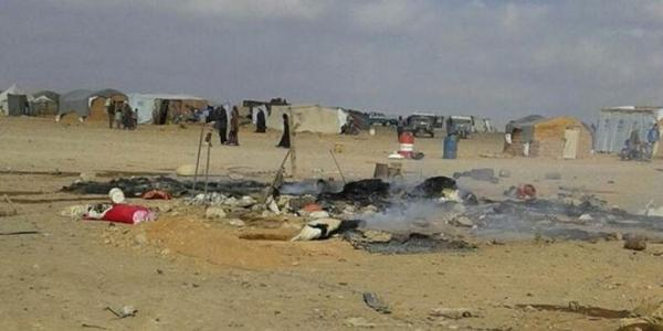 Humanitarian situation at al-Rukban Camp deteriorates due to practices of US military