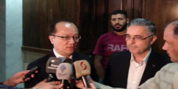 China Ambassador: China will provide immediate support for Syria reconstruction