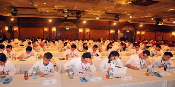 23.817 thousand students participate in stage 2 of Syrian Science Olympiad