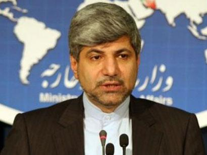 Iranian F. M. spokesman: Violating Syrian airspace contravenes international charters