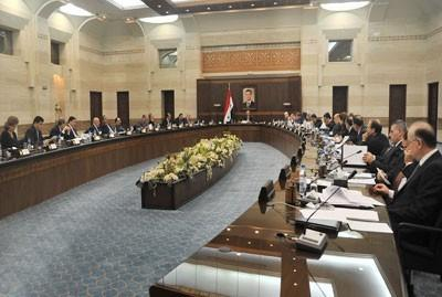 The Cabinet approves initiating the Syrian Technical Center for Textile