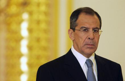 Lavrov: There�s change in US position on Syria