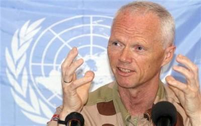 Head of the UN Observer Mission in Syria temporarily suspends the observer mission