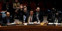 Updated-Russia, China veto UNSC western draft resolution on imposing sanctions on Syria
